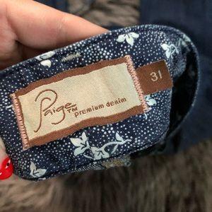 PAIGE Jeans - Paige Debian Palisades wide leg jeans 👖